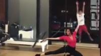 世界杯:C罗女友乔治娜练舞 迷你罗搞笑模仿