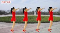 2018最新广场舞《错过缘分错过爱》简单好看32步 阿采广场舞