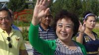 天坛周末11630 国礼书画名家艺术家走进榆林元大滩缅怀先烈