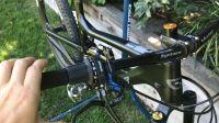 ZERODE - 全黑色TANIWHA新西兰制造碳纤维ENDURO内变速山地车!