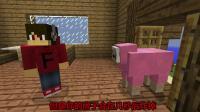 【森林之森动画】奇怪评论系列I-粉红羊的预告彩蛋   Minecraft我的世界动画片