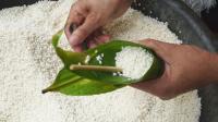 端午节包粽子, 这是见过粽子最快捷的包法