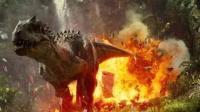 侏罗纪世界混剪: 霸王龙vs暴虐龙vs迅猛龙vs沧龙, 王霸之争!