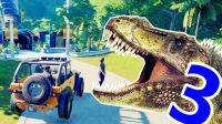 【XY小源】侏罗纪世界进化 第3期 迅猛龙 怎么才舒适