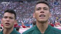 【花絮】墨西哥国歌奏响 北美第一无惧世界第一
