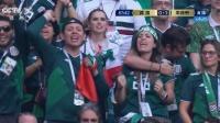 【球迷集锦】冰火两重天!墨西哥球迷激动相拥 德国球迷难掩失落