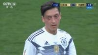 【终场】德国VS墨西哥赛后众生相:爆冷!墨西哥队史首胜德国 厄齐尔黯然离场