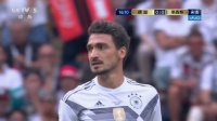 【回放】2018世界杯 F组德国VS墨西哥 下半场回放:日耳曼战车PK美洲劲旅 墨西哥世界杯首战获胜