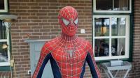 电影皮套测试系列——试穿顶级质量的蜘蛛侠电影戏服是什么样的体验?