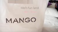 [Mel's fun land] 购物分享与穿搭上身