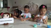 橡皮泥制作蛋糕冰淇淋玩具视频 小伶玩具