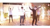 L&C花园餐厅露天快闪创意求婚视频, 现场氛围爆炸!