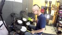 凯文先生《曾经的你》架子鼓演奏爵士鼓演奏花式架子鼓