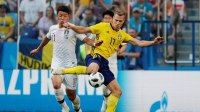 【全场集锦】格兰奎斯特罚中点球 瑞典1: 0韩国