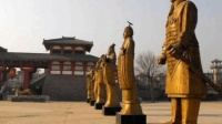千古一帝秦始皇下令铸造的十二铜人究竟何在? 是否藏于秦始皇陵?