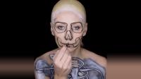 这化妆技术真的惊艳到我了, 叫易容术是不是更贴切点?