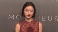 现场:甄子丹支持儿女出道 杜鹃模特演员两不误