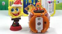 海绵宝贝玩赛尓号蛋爆精灵赛小息变形玩具