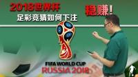 2018世界杯足彩竞猜: 一个稳赚不赔的方法是什么? 李永乐老师教你足球彩票对冲套利