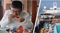 解密南极豪华游轮:奢华版的海鲜盛宴,满足你挑剔的味蕾