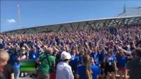 冰岛维京战吼彻底火了! 3万冰岛球迷吼出33万人气势, 喊傻阿根廷