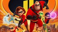 皮克斯《超人总动员2》口碑票房双爆棚 创影史动画片最佳开画