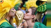 世界杯场上的美女球迷, 有你喜欢的吗