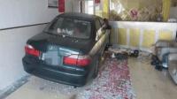 小车突然冲入浴室 肇事者竟是15年驾龄老司机