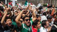 """疯狂的球迷!墨西哥发生轻微地震 或因球队进球后""""人为地震"""""""
