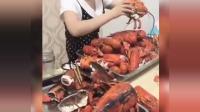 买几千块大龙虾准备送礼, 没想到晚上回家一看, 当场崩溃了
