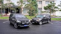 20年前的5.4L霸气SUV遇上最新全尺寸SUV会怎样?