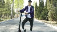 都市代步新选择, 电动滑板车也能漂移丨ninebot评测