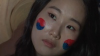 #玩转世界杯#韩国输了, 首尔女球迷火了, 个个都是戏精!