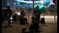 非洲手鼓伴奏,2010年1月1日深圳
