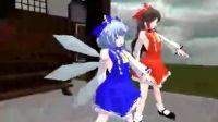 恋愛サーキュレーション Version 霊夢とチルノ