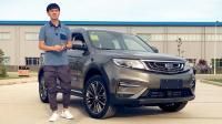 【中文】马来西亚车评人如何评价中国品牌2018款吉利博越Geely