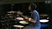 架子鼓版  Ke$ha - Tik Tok  非常帶勁的鼓手!! 非常帶勁!!