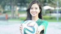揭秘世界杯最花边 韩国主播用中文示爱粉丝