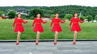 16步广场舞《红尘情歌》梅姐 编舞