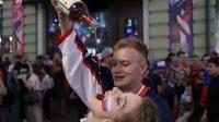 6月19日世界杯今日最性感: 俄美女球迷狂饮酒庆胜利