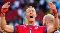 世界杯:冰岛门神开通微博对话张艺谋 传自编自导视频
