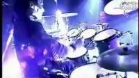 世界第一快鼓 活结鼓手Joey Jordison- drum solo