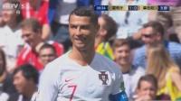 【上半场集锦】又是C罗!开场4分钟头球建功 创造梦幻开局 葡萄牙暂1-0摩洛哥