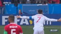 【下半场集锦】摩洛哥攻势凶猛 错失多次得分良机 葡萄牙1-0摩洛哥