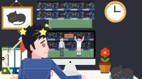 花式看世界杯: 有人是行走表情包有人撞脸明星