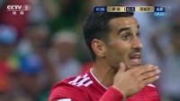 【花絮】VAR火眼金睛判罚建功 伊朗任意球破门后被吹越位无效
