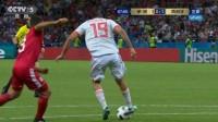 【集锦】伊朗VS西班牙 下半场集锦:小白妙传迭戈科斯塔打破僵局 伊朗多次反击未果 伊朗0-1西班牙