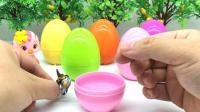 萌鸡朵朵拆奇趣蛋彩蛋