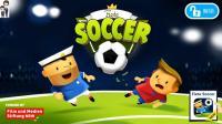 菲特的足球★儿童类手机游戏试玩★哲爷和成哥