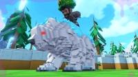 【小宅】方舟方块世界#48期 披甲冰熊